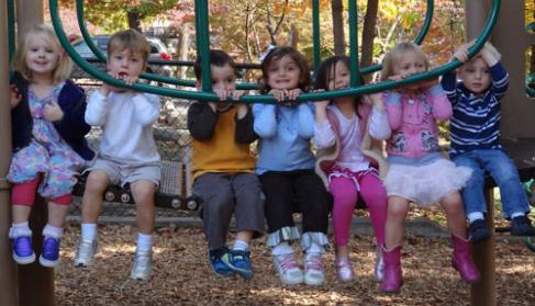 Preschool children in Arlington VA