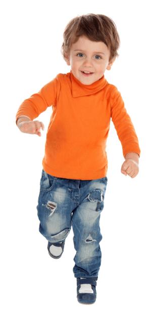 Preschool boy in Arlington, VA